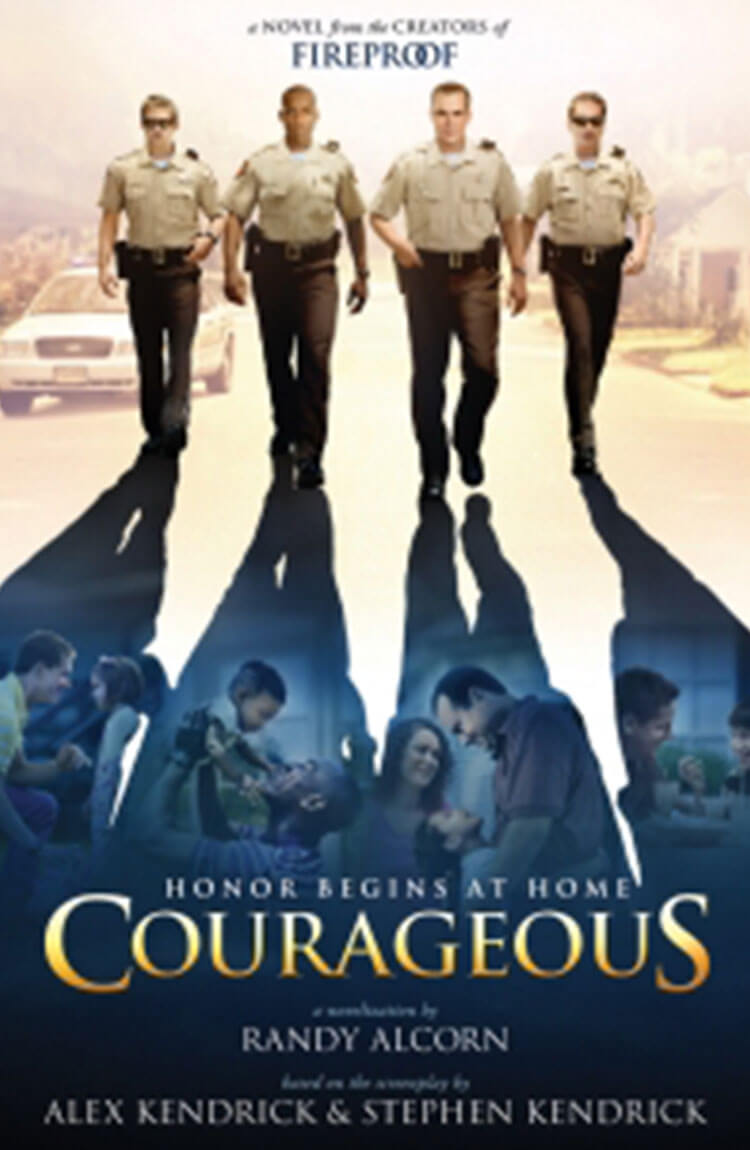 Courageous – Novelization