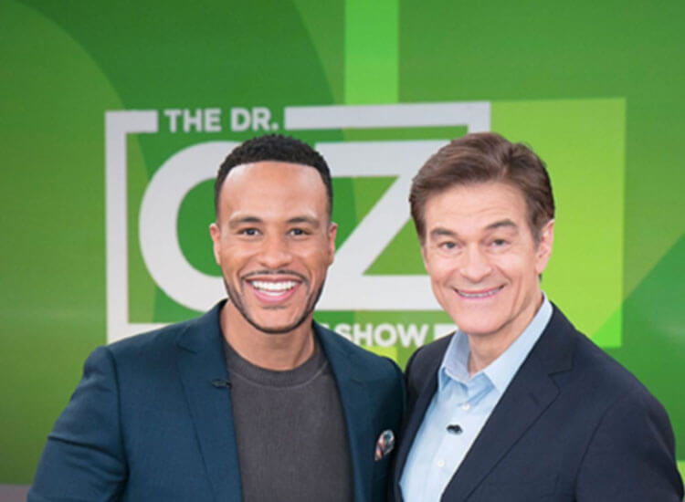 The Dr. Oz Show: Faithful Fridays