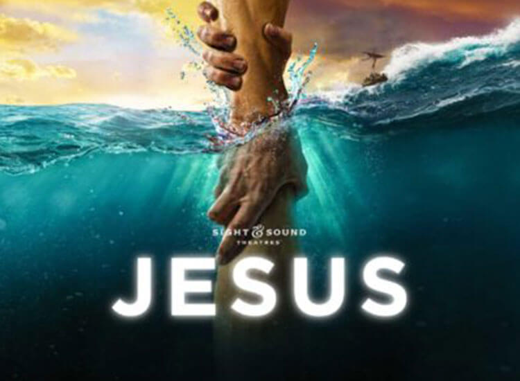 Jesus By Sight & Sound Theaters