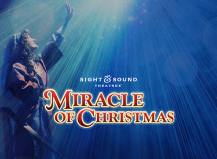MIRACLE OF CHRISTMAS by Sight & Sound Theatres