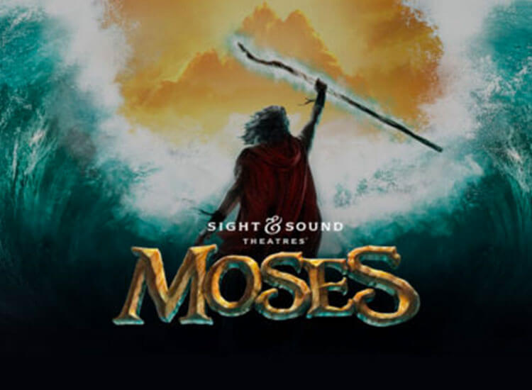 Moses by Sight & Sound Theatres