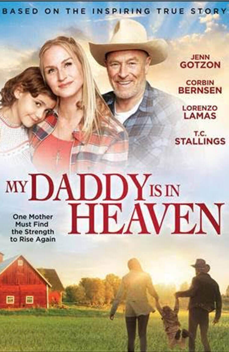 MY DADDY IS IN HEAVEN (DVD)