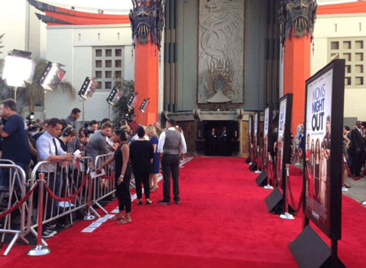 Moms' Night Out L.A. Premiere – Chinese Theater