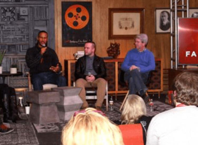 Sundance – Faith In Film: Art, Money, And Message.