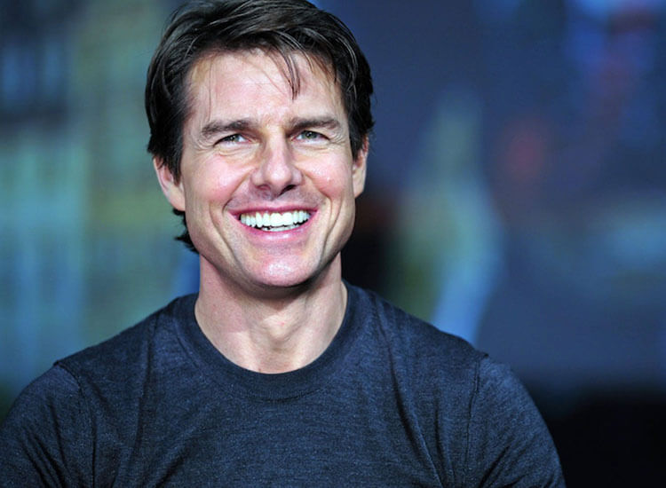 Five Reasons Why Tom Cruise is Still Sexy. You'll Never Believe No. 4!
