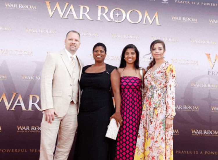 War Room – Charlotte Premiere