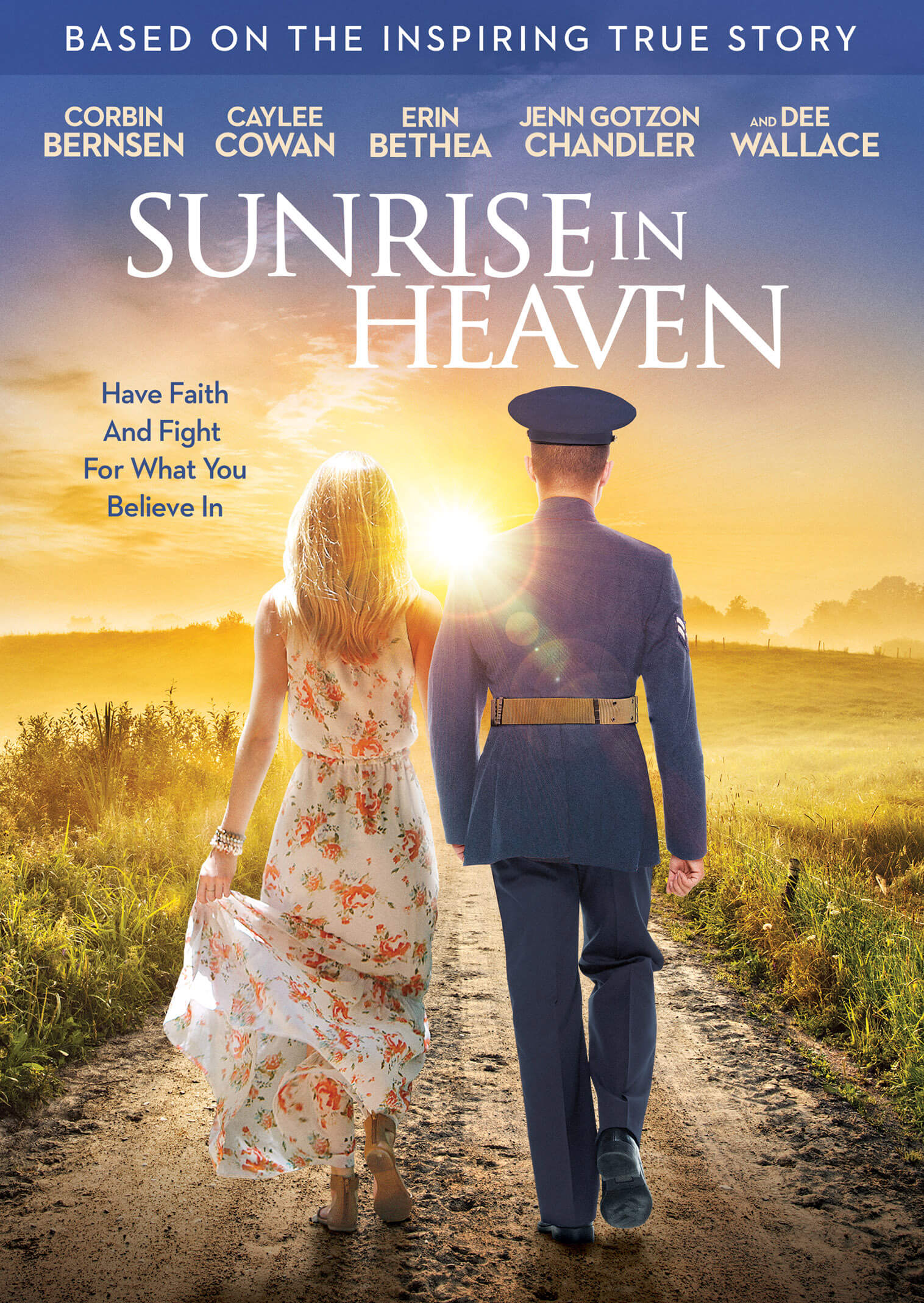 SUNRISE IN HEAVEN (DVD)