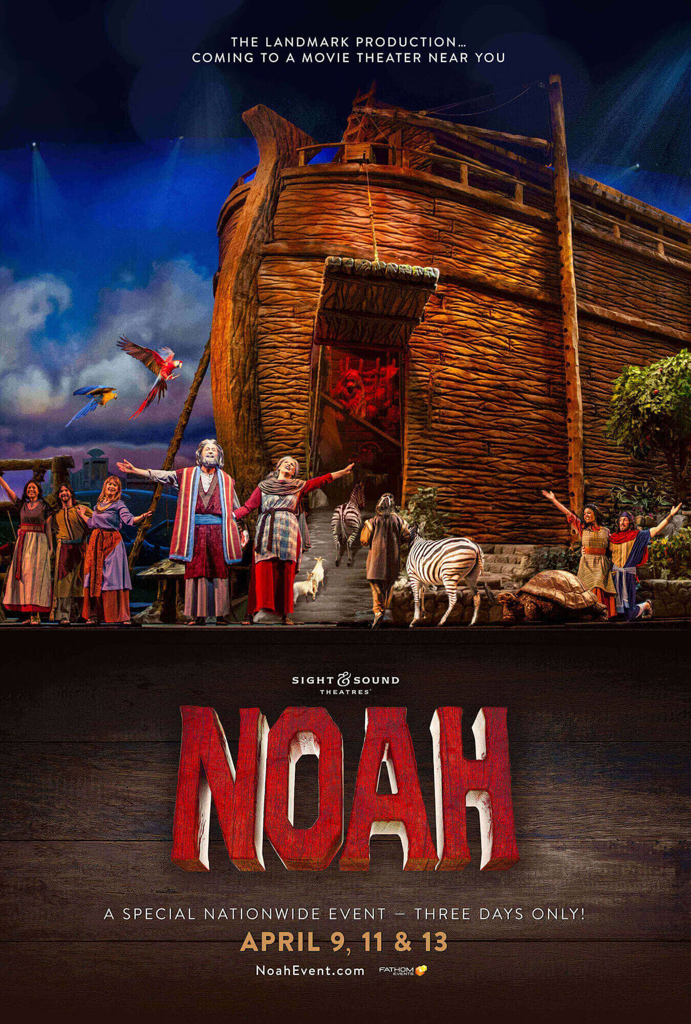 NOAH by Sight & Sound Theatres