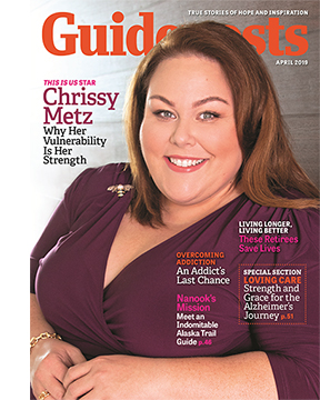 GUIDEPOSTS: 'This Is Us' Star Chrissy Metz on Resilience