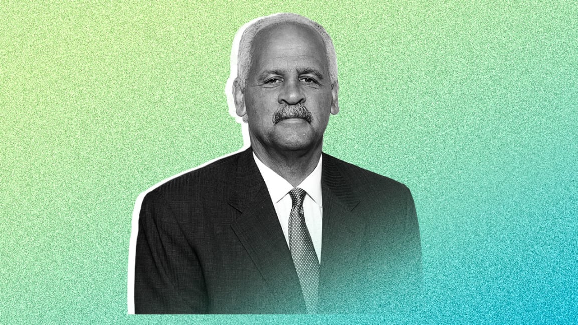 FAST COMPANY: Stedman Graham doesn't want to be defined by his relationship with Oprah