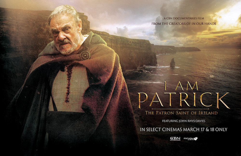 True Story of Ireland's Patron Saint Comes to Life on Screen For Docudrama 'I Am Patrick'