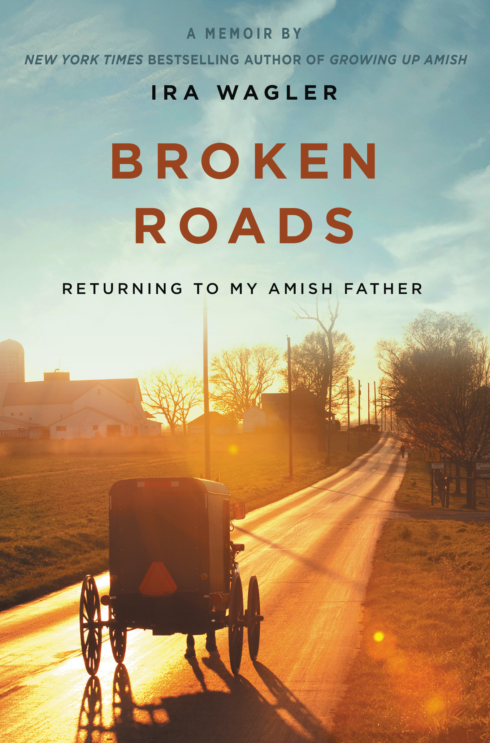 Broken Roads by Ira Wagler