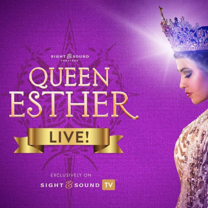 QUEEN ESTHER – Live!