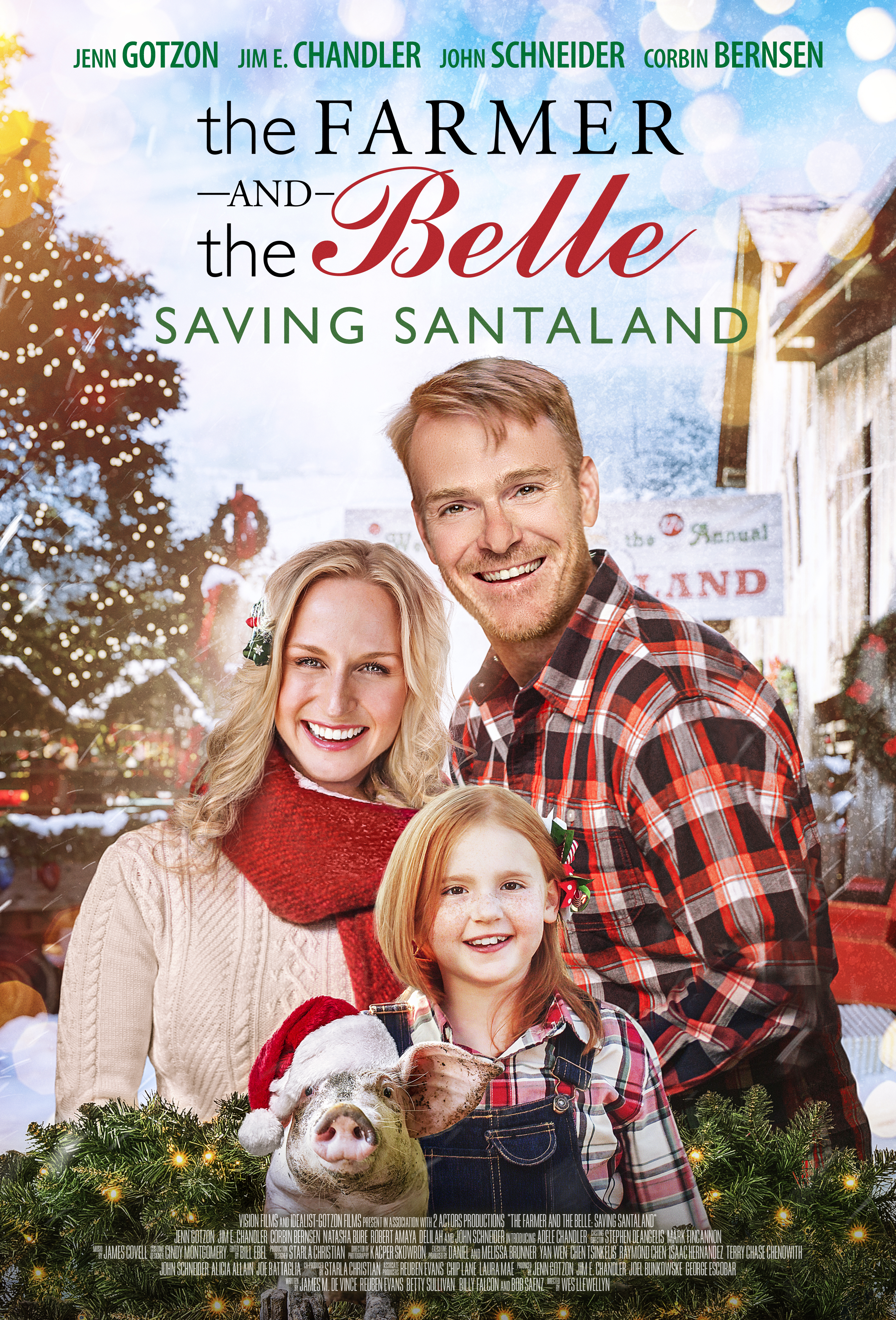 Uplifting Christian Film Sets Release Date, A Story For All Ages on Faith, Family and the True Meaning of Beauty