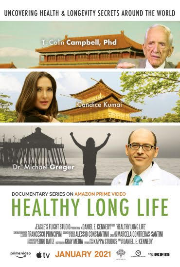 New docu series 'Healthy Long Life' reveals keys to beat the odds